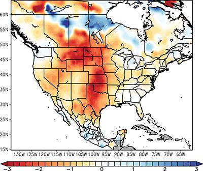 North American Drought Atlas
