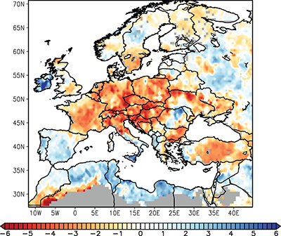 Old World Drought Atlas